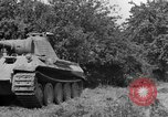 Image of Mark V tanks Saint Lo France, 1944, second 7 stock footage video 65675041540