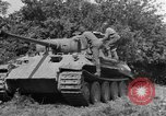 Image of Mark V tanks Saint Lo France, 1944, second 14 stock footage video 65675041540