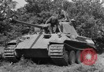 Image of Mark V tanks Saint Lo France, 1944, second 18 stock footage video 65675041540