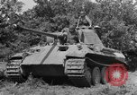 Image of Mark V tanks Saint Lo France, 1944, second 20 stock footage video 65675041540