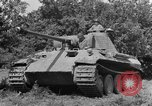 Image of Mark V tanks Saint Lo France, 1944, second 23 stock footage video 65675041540