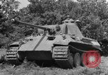 Image of Mark V tanks Saint Lo France, 1944, second 24 stock footage video 65675041540