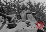 Image of Mark V tanks Saint Lo France, 1944, second 25 stock footage video 65675041540