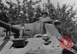 Image of Mark V tanks Saint Lo France, 1944, second 27 stock footage video 65675041540