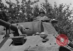 Image of Mark V tanks Saint Lo France, 1944, second 28 stock footage video 65675041540