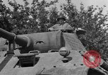 Image of Mark V tanks Saint Lo France, 1944, second 30 stock footage video 65675041540