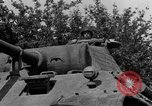 Image of Mark V tanks Saint Lo France, 1944, second 39 stock footage video 65675041540