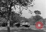 Image of Mark V tanks Saint Lo France, 1944, second 44 stock footage video 65675041540