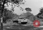 Image of Mark V tanks Saint Lo France, 1944, second 50 stock footage video 65675041540