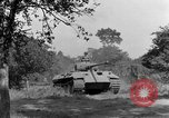Image of Mark V tanks Saint Lo France, 1944, second 51 stock footage video 65675041540