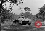 Image of Mark V tanks Saint Lo France, 1944, second 52 stock footage video 65675041540