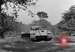 Image of Mark V tanks Saint Lo France, 1944, second 53 stock footage video 65675041540