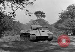 Image of Mark V tanks Saint Lo France, 1944, second 54 stock footage video 65675041540