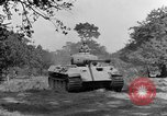 Image of Mark V tanks Saint Lo France, 1944, second 55 stock footage video 65675041540