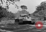 Image of Mark V tanks Saint Lo France, 1944, second 56 stock footage video 65675041540