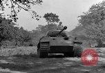 Image of Mark V tanks Saint Lo France, 1944, second 59 stock footage video 65675041540