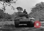 Image of Mark V tanks Saint Lo France, 1944, second 61 stock footage video 65675041540