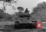 Image of Mark V tanks Saint Lo France, 1944, second 62 stock footage video 65675041540