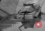 Image of Testing German Armor Haustenbeck Germany , 1945, second 60 stock footage video 65675041543