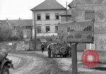 Image of Germans surrender to Sixth Armored Division Altenburg Germany, 1945, second 5 stock footage video 65675041547