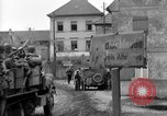 Image of Germans surrender to Sixth Armored Division Altenburg Germany, 1945, second 6 stock footage video 65675041547
