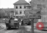 Image of Germans surrender to Sixth Armored Division Altenburg Germany, 1945, second 8 stock footage video 65675041547