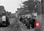 Image of Germans surrender to Sixth Armored Division Altenburg Germany, 1945, second 11 stock footage video 65675041547