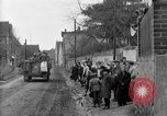Image of Germans surrender to Sixth Armored Division Altenburg Germany, 1945, second 14 stock footage video 65675041547