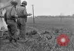 Image of Germans surrender to Sixth Armored Division Altenburg Germany, 1945, second 34 stock footage video 65675041547