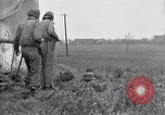 Image of Germans surrender to Sixth Armored Division Altenburg Germany, 1945, second 36 stock footage video 65675041547