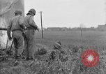 Image of Germans surrender to Sixth Armored Division Altenburg Germany, 1945, second 37 stock footage video 65675041547