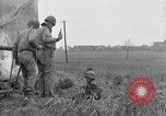 Image of Germans surrender to Sixth Armored Division Altenburg Germany, 1945, second 38 stock footage video 65675041547