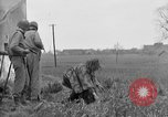 Image of Germans surrender to Sixth Armored Division Altenburg Germany, 1945, second 43 stock footage video 65675041547