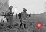 Image of Germans surrender to Sixth Armored Division Altenburg Germany, 1945, second 44 stock footage video 65675041547