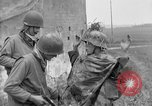 Image of Germans surrender to Sixth Armored Division Altenburg Germany, 1945, second 47 stock footage video 65675041547