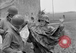 Image of Germans surrender to Sixth Armored Division Altenburg Germany, 1945, second 49 stock footage video 65675041547