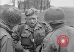 Image of Germans surrender to Sixth Armored Division Altenburg Germany, 1945, second 50 stock footage video 65675041547