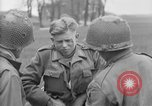 Image of Germans surrender to Sixth Armored Division Altenburg Germany, 1945, second 51 stock footage video 65675041547