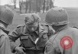 Image of Germans surrender to Sixth Armored Division Altenburg Germany, 1945, second 52 stock footage video 65675041547