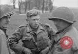 Image of Germans surrender to Sixth Armored Division Altenburg Germany, 1945, second 53 stock footage video 65675041547