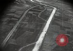 Image of gun camera records strafing attack by US warplane Korea, 1950, second 6 stock footage video 65675041566