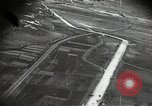 Image of gun camera records strafing attack by US warplane Korea, 1950, second 10 stock footage video 65675041566