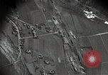 Image of gun camera records strafing attack by US warplane Korea, 1950, second 21 stock footage video 65675041566
