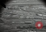 Image of gun camera records strafing attack by US warplane Korea, 1950, second 37 stock footage video 65675041566