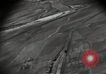 Image of gun camera records strafing attack by US warplane Korea, 1950, second 42 stock footage video 65675041566