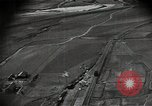 Image of gun camera records strafing attack by US warplane Korea, 1950, second 46 stock footage video 65675041566