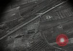 Image of gun camera records strafing attack by US warplane Korea, 1950, second 62 stock footage video 65675041566