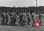 Image of US 6th Marine Division Tsingtao China, 1945, second 37 stock footage video 65675041583