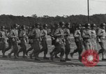 Image of US 6th Marine Division Tsingtao China, 1945, second 38 stock footage video 65675041583