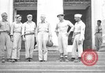 Image of Sergio Osmena Tacloban City Leyte Island Philippines, 1945, second 1 stock footage video 65675041587